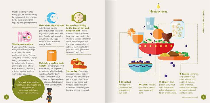 RMBI Infographics Design