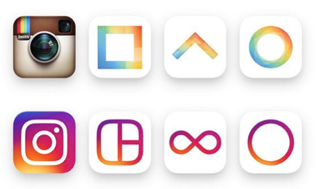 Instagram Logo and Icons