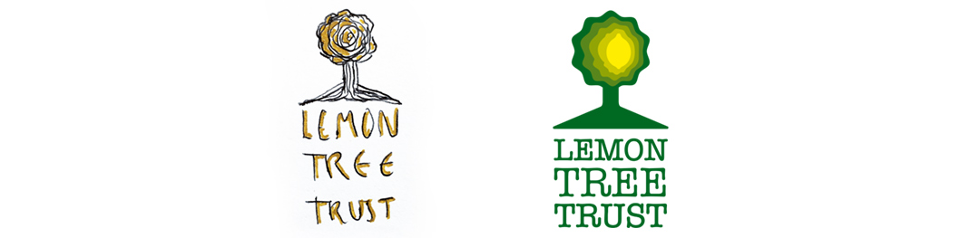 Lemon Tree Trust New Logo Development Stage 3