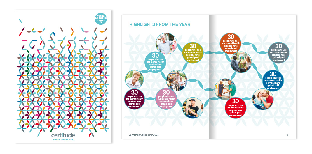 Certitude Annual Review Printed Brochure
