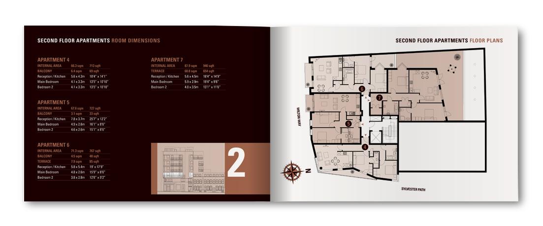 Thornsett Chaplin Apartments Specifications