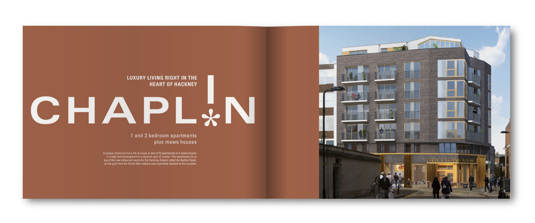 Thornsett Property Sales Brochure for Chaplin Apartments