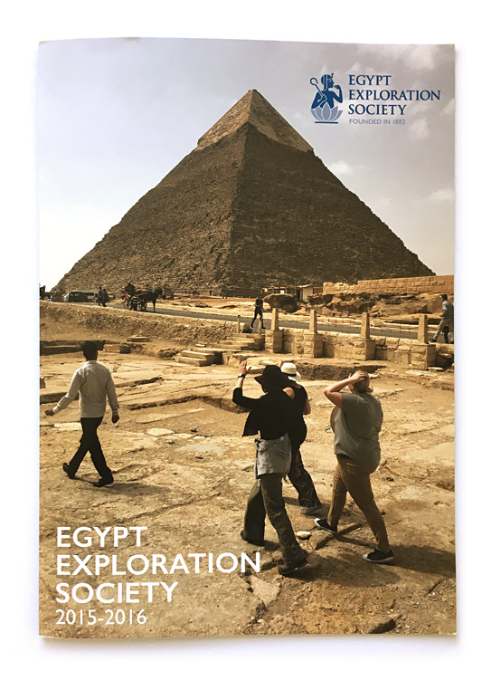 Egypt Exploration Society Annual Report