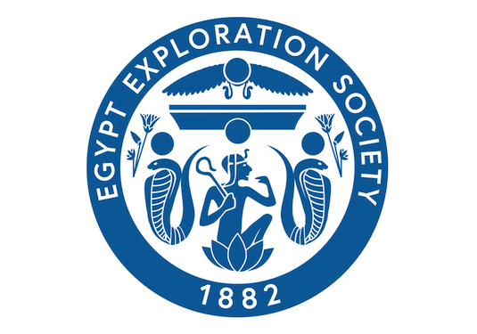 Egypt Exploration Society Logo Development Stage 1