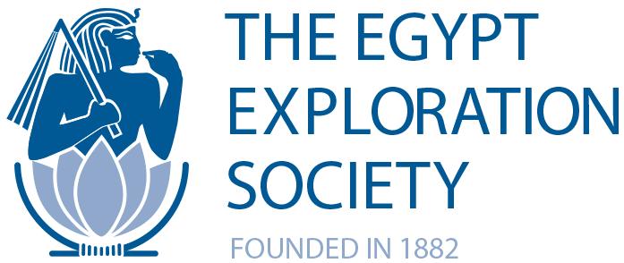 Egypt Exploration Society Logo Development Stage 3