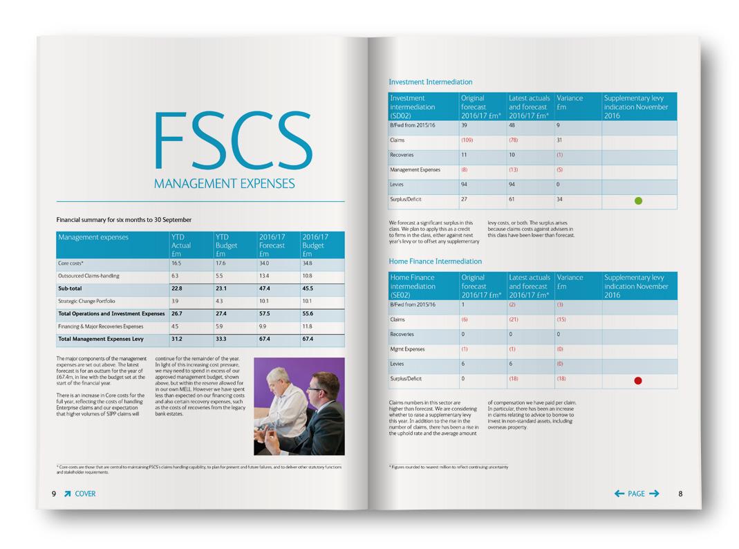 Financial Services Compensation Scheme Digital Newsletter