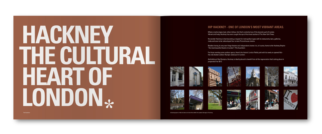 Hackney, the Cultural Heart of London