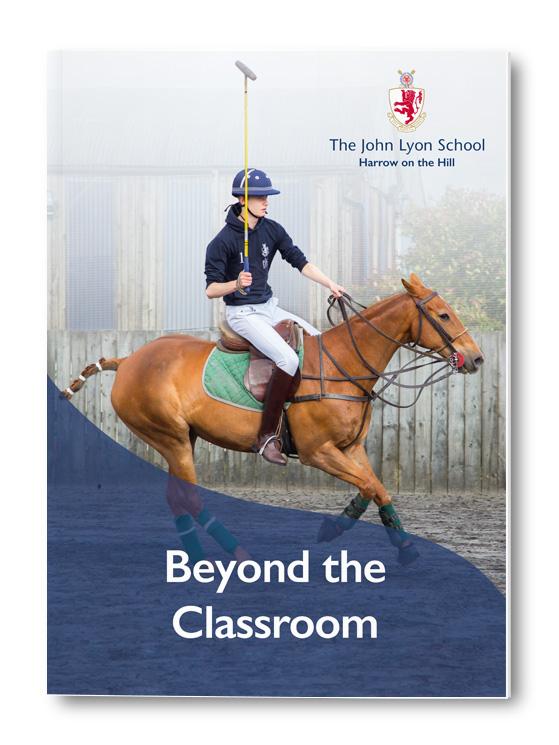 John Lyon School Brochure