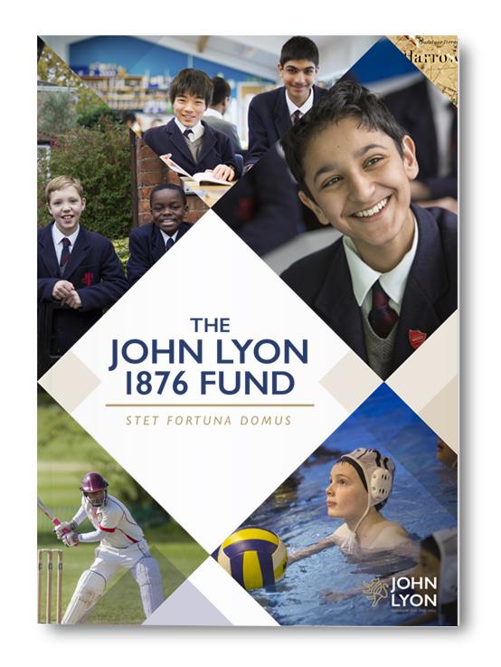 John Lyon School Funding Brochure