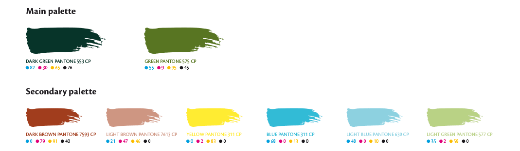 Brand Colours
