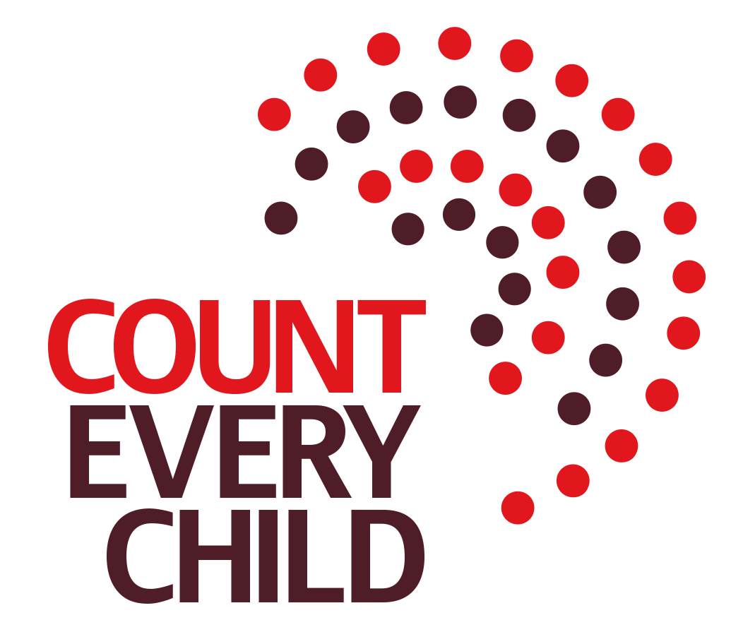 Plan International Count Every Child Logo Development, Stage 1