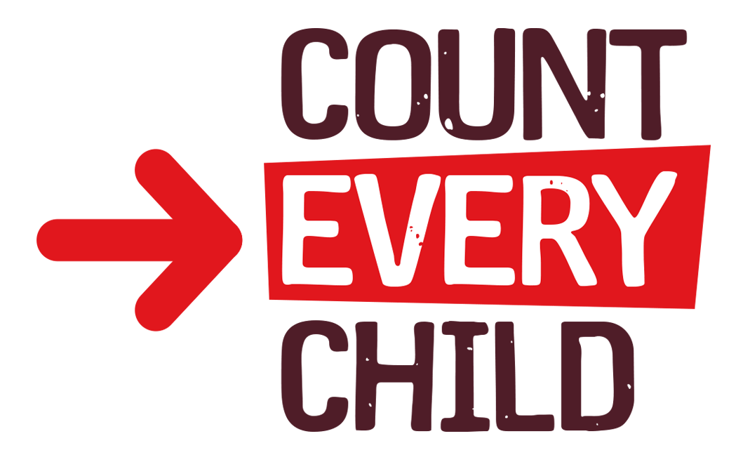 Plan International Count Every Child Logo Development, Stage 2