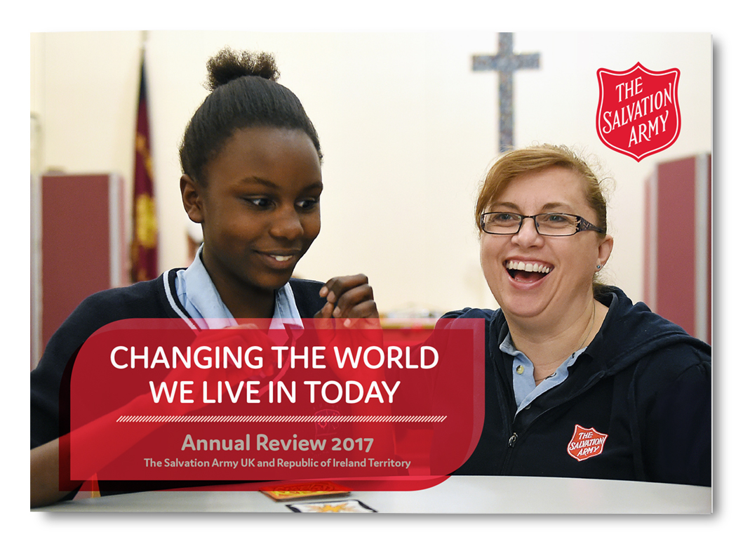 The Salvation Army Annual Review 2017