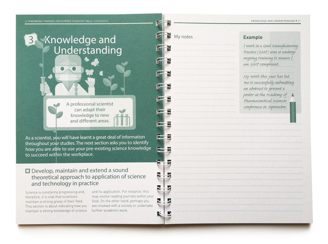 Knowledge and Understanding, The Science Council Handbook