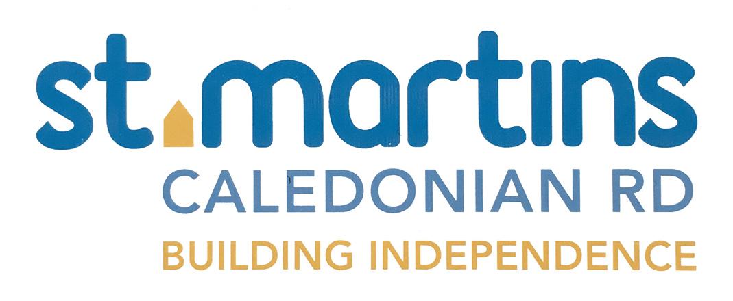 St Martin's New Logo Development Stage 2
