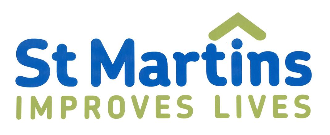 St Martin's New Logo Development Stage 3