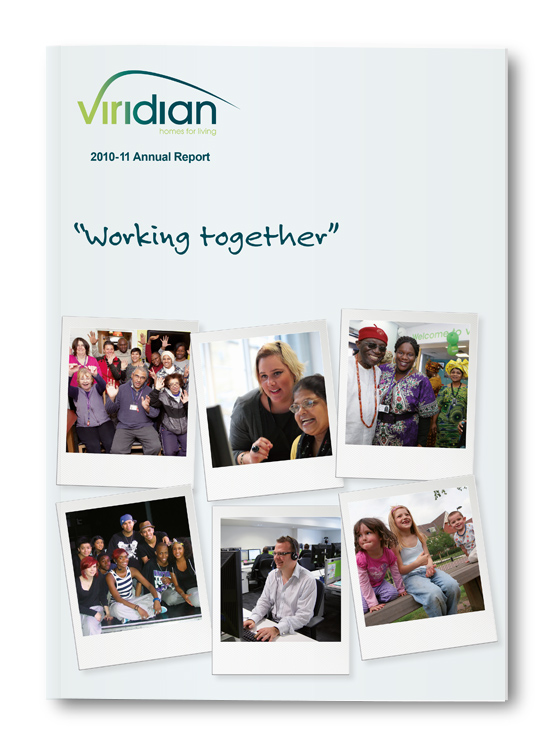 Viridian Housing Association Annual Report
