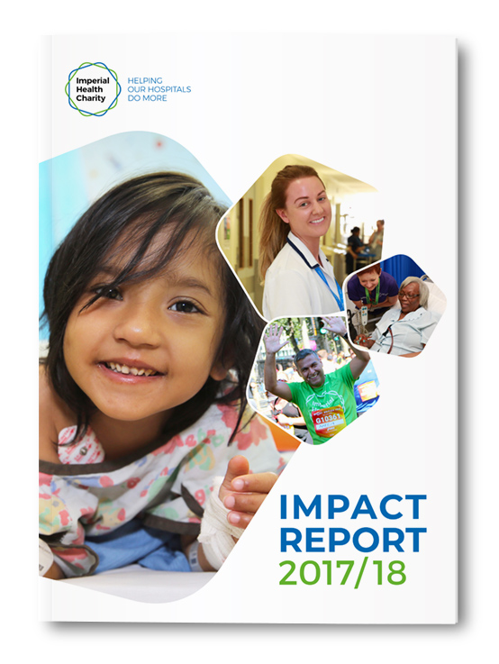 Imperial Health Charity Impact Report