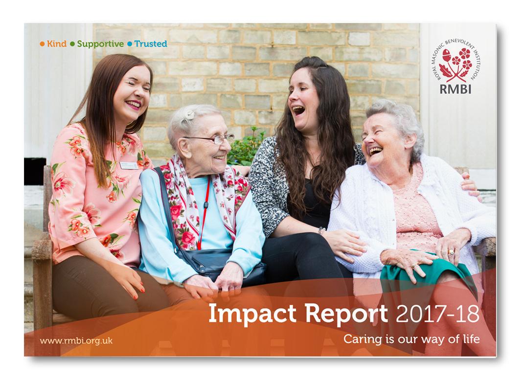 RMBI Impact Report 2017-18