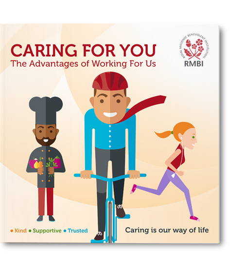 Royal Masonic Benevolent Institute Wellbeing Booklet