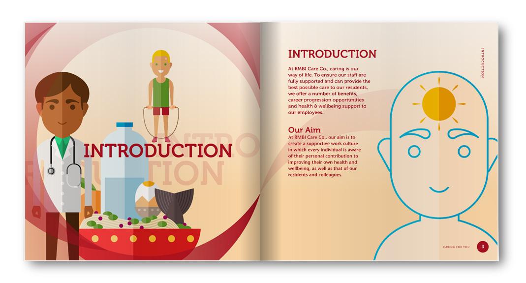 Royal Masonic Benevolent Institute Wellbeing Booklet