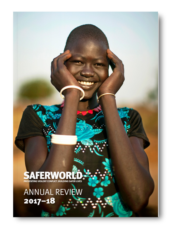 Saferworld Annual Review