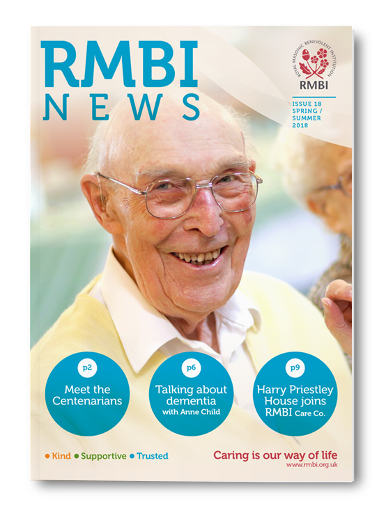 Royal Masonic Benevolent Institute Newsletter
