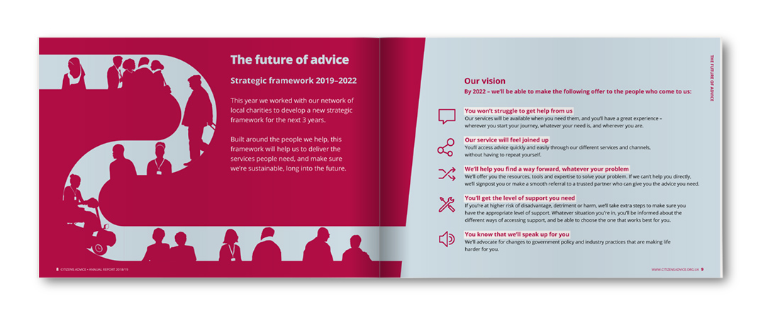 Citizens Advice Annual Report
