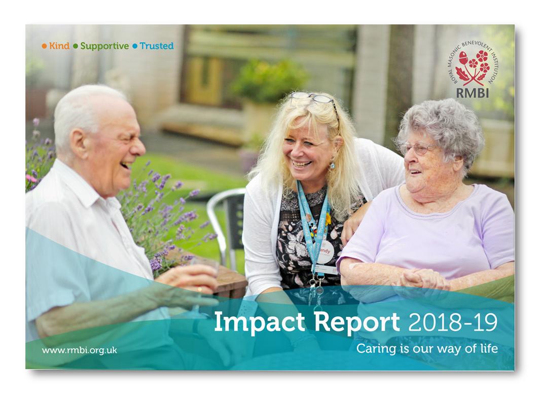 RMBI Impact Report 2018-19