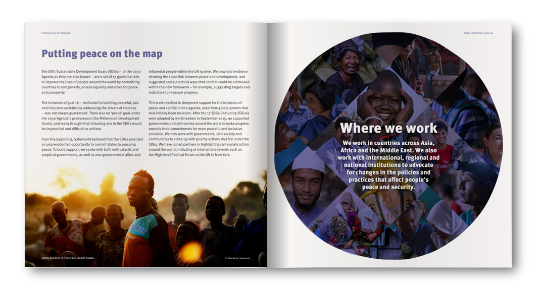 Introducing Saferworld Brochure