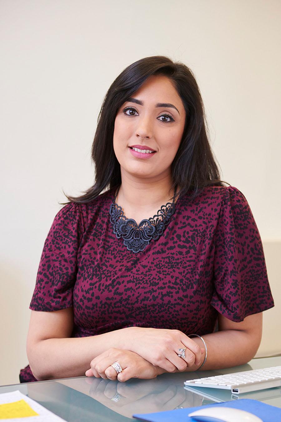 Parminder Kalsi, Marketing Manager