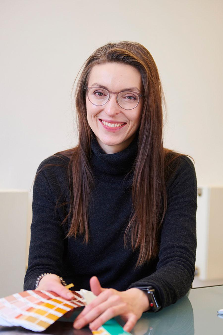 Gosia Wabol, Senior Designer