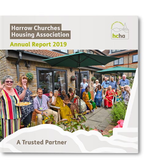 Harrow Churches Housing Association Annual Report