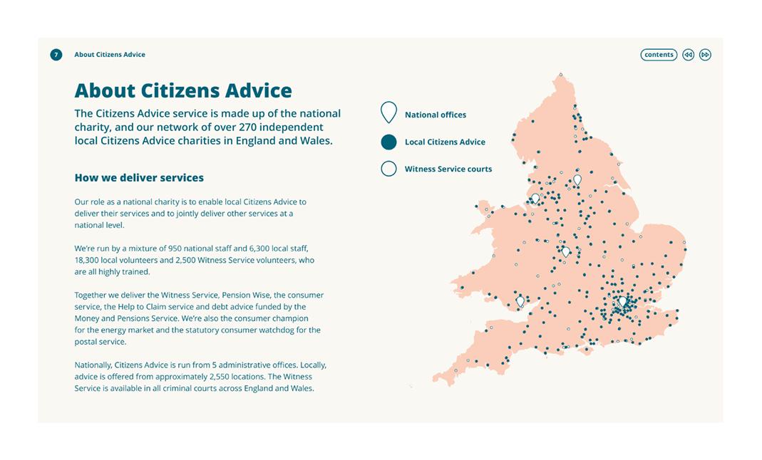Citizens Advice Annual Report 2019-20